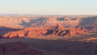 View from Dead Horse Point State Park, Moab, UT