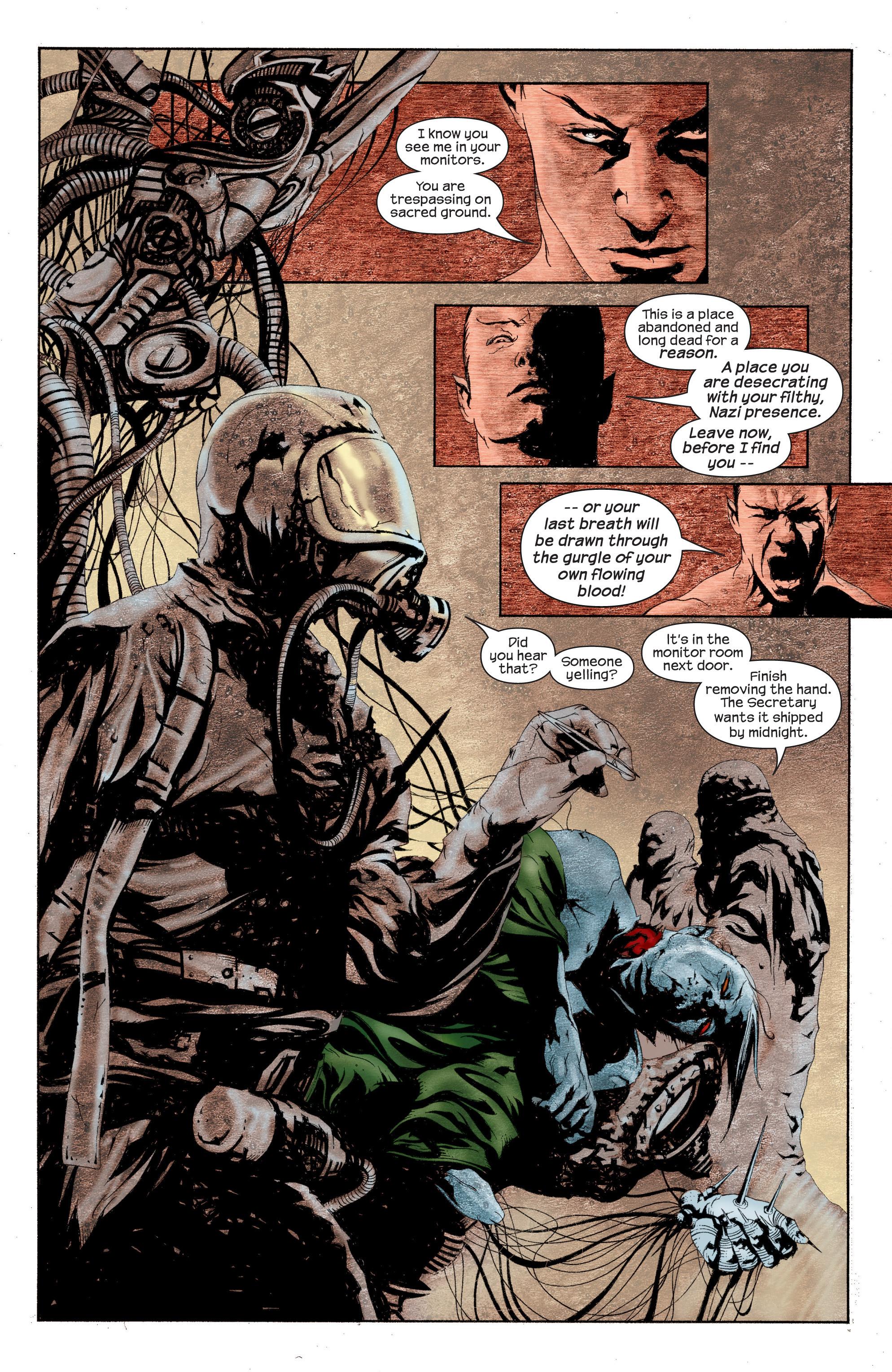Captain America (2002) Issue #12 #13 - English 11