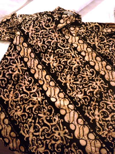 Uniknya Batik Kaltim  Malinau