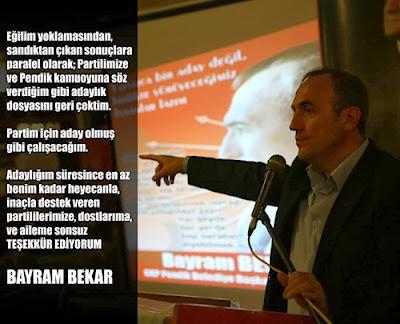 Bayram Bekar