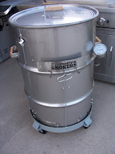 Big Poppa Smokers Stainless UDS