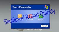 shortcut key to shutdown