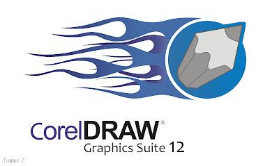 Tugas 2 Menjiplak logo CorelDraw 12