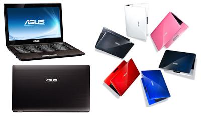 Spesifikasi Dan Daftar Harga Laptop Asus November 2013