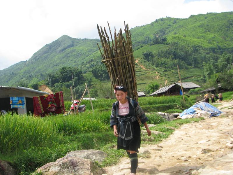 Du lịch Sapa: Sắc màu dân tộc miền núi Tây Bắc