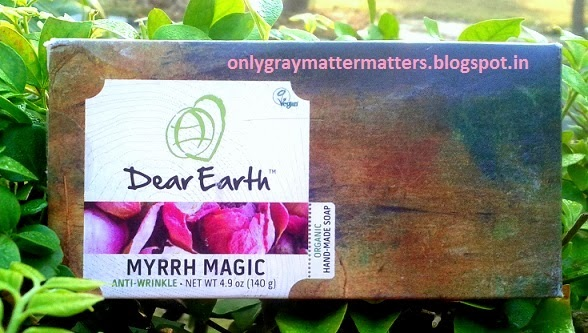 Organic handmade soaps india Dear earth soaps review