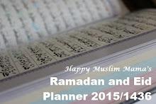 Umm Salihah's Ramadan and Eid Planner 1435/2014