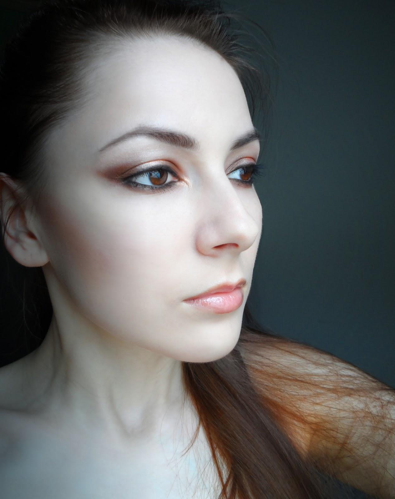 Denne jenta har Secret å perfeksjonere Smokey Eyeliner