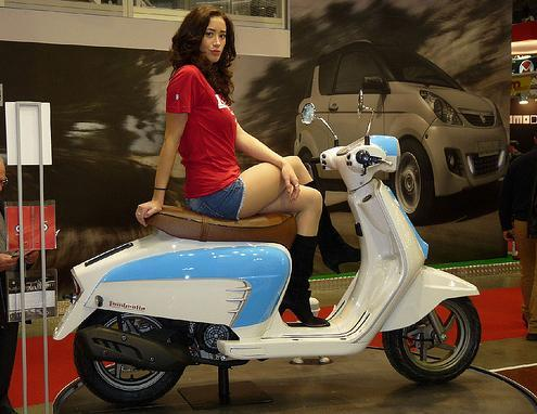 1000  images about Scooter Girls on Pinterest | Posts, Rock girls ...