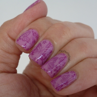 Pueen Love Elements, Nubar Isis Purple