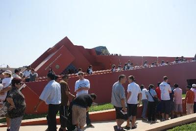 Un mayor número de visitantes recibió durante las Fiestas Patrias el Museo Tumbas Reales del Señor de Sipán, ubicado en Lambayeque.