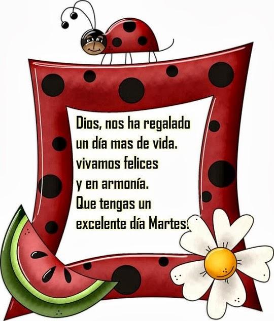 Buenos Dias Feliz Martes mi Amor Buenos Días y Feliz Martes