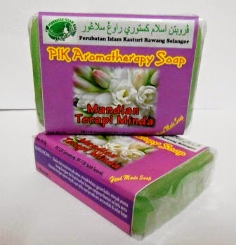 "PIK Aromateraphy Soap ""Madian Terapi Minda"""