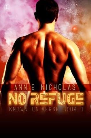 No Refuge by Annie Nicholas