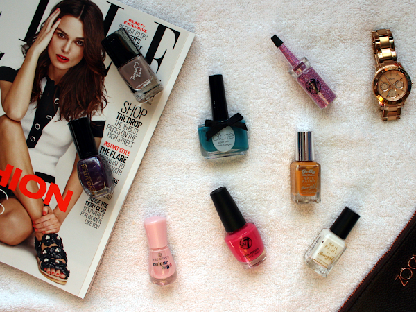 Affordable Beauty Products || Nail Polish ♡