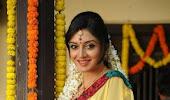 Vimala raman in yellow saree stills