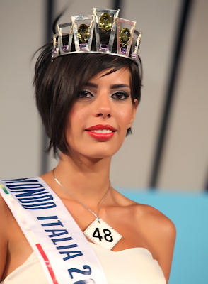 miss mondo world italia italy 2011 winner tania bambaci