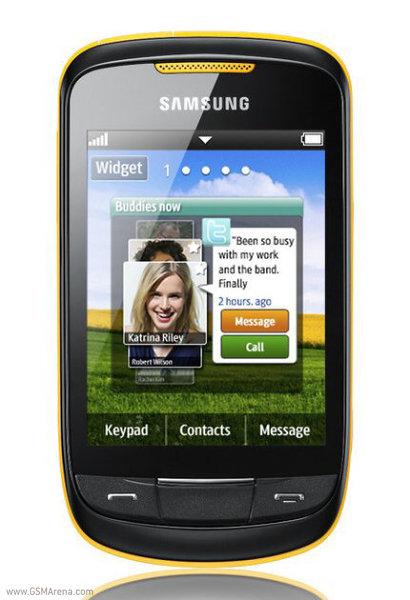 Harga Hp Samsung S3850L Corby II