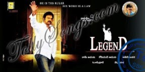 Legend Telugu Movie Songs Download