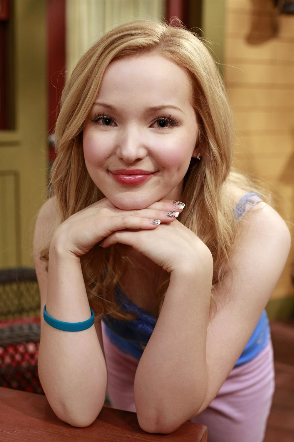 Liv and Maddie Dove Cameron