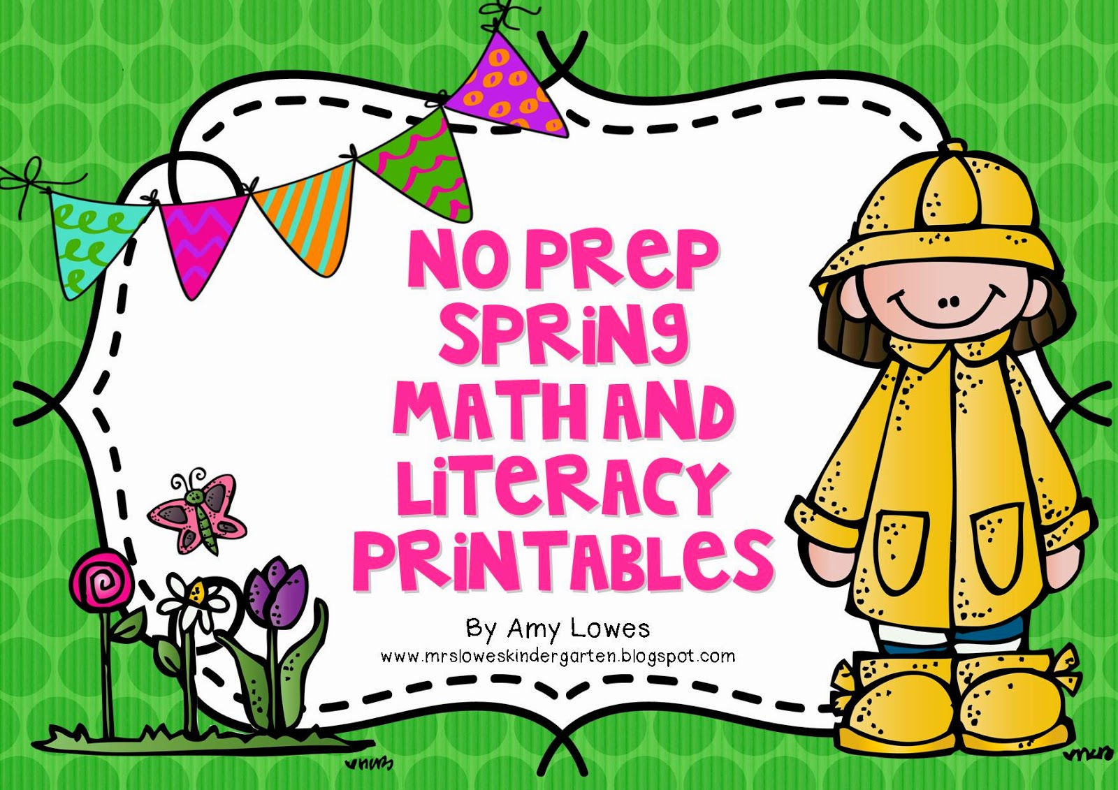 http://www.teacherspayteachers.com/Product/No-Prep-Spring-Math-and-Literacy-Printables-1101129