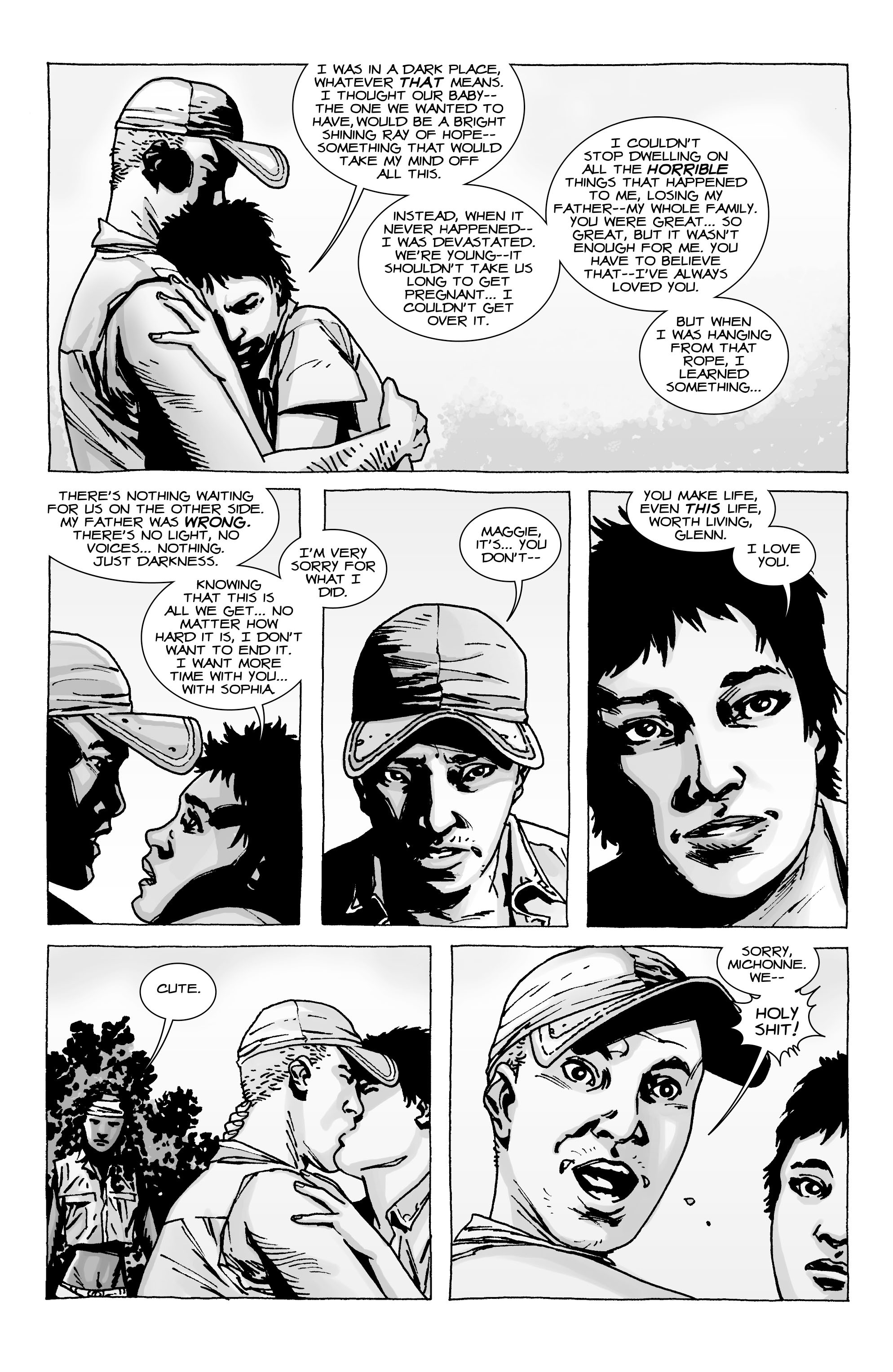 The Walking Dead 60 Page 15