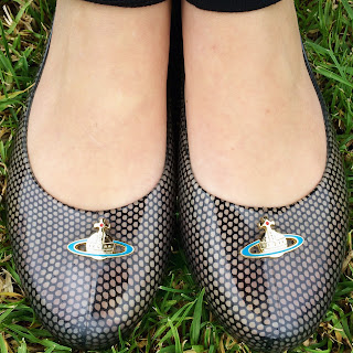 Vivienne Westwood for Melissa jellies orb