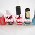 MY TOP 5 NAIL POLISHES