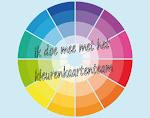 Kleurenkaart Team