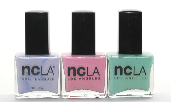 Makeup, Beauty & Fashion: SWATCH OF THE WEEK VOL.5: NCLA NAIL ...