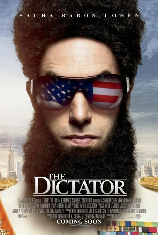 El dictador BRrip Latino 2012