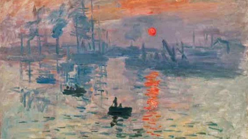 Un astrofísico revela uno de los misterios de cuadro de Monet