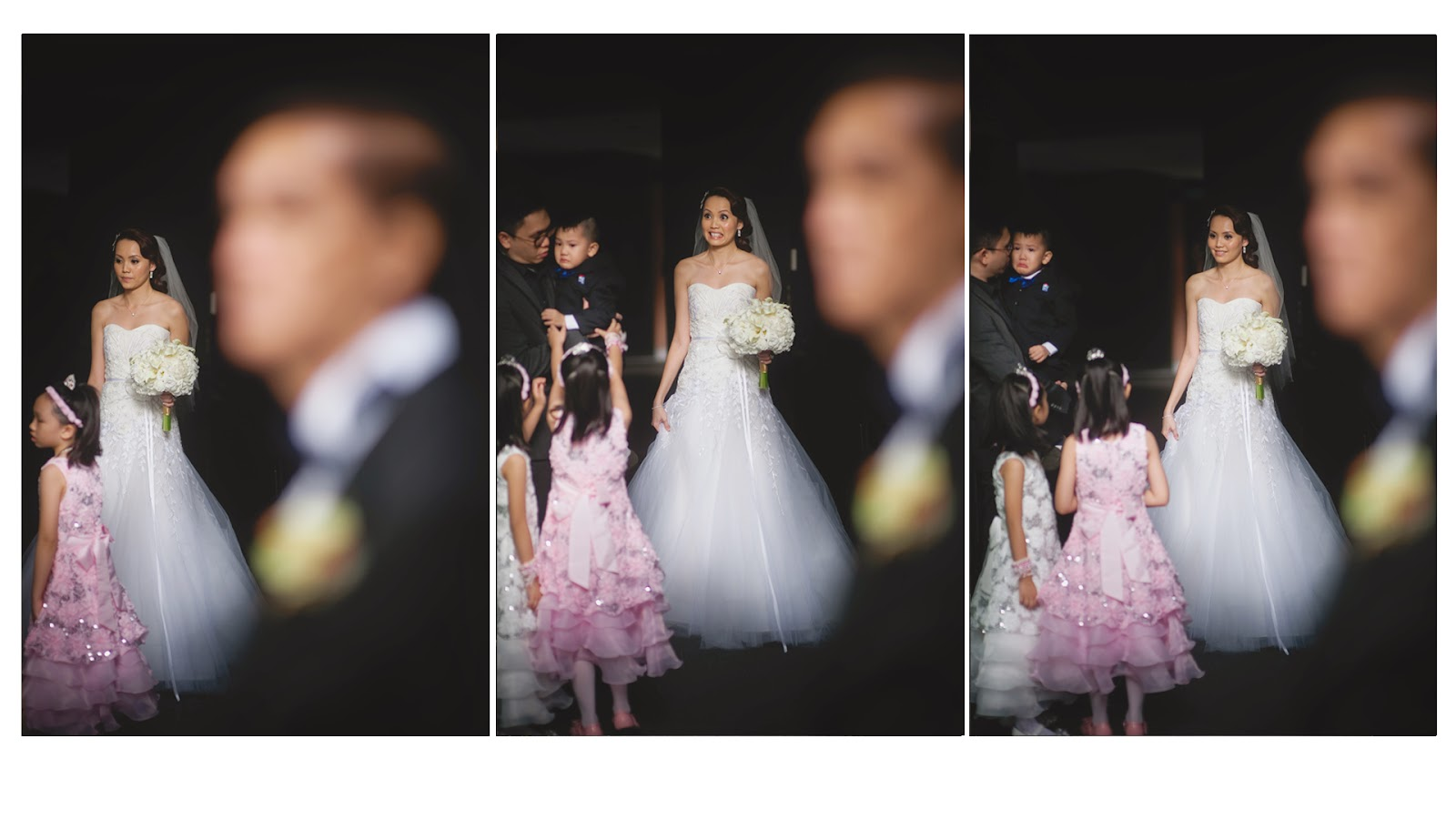 wedding photography singapore capella nervous