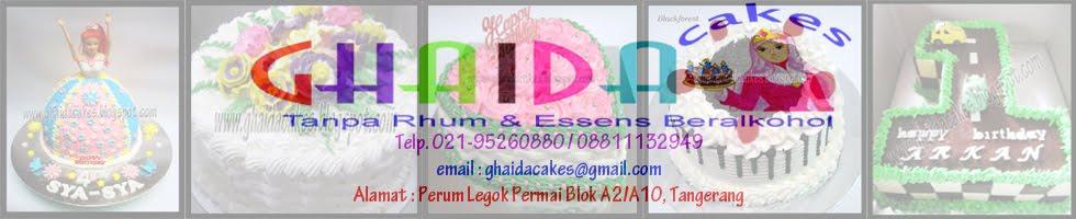 Ghaida Cakes Online Shop