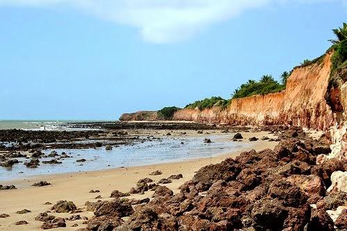 Visite a Praia de Caraúbas - RN