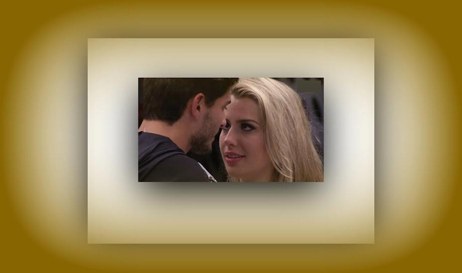 .Fernanda e André *Um Olhar Carinhoso