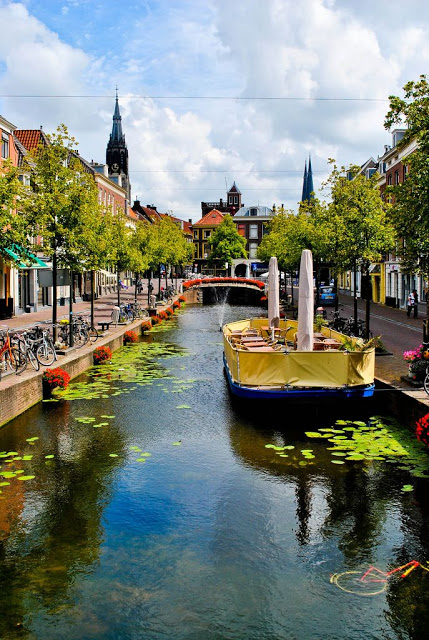 Delft Netherlands Travel And Tourism