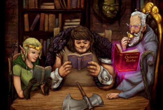 RPG e Práticas de Leitura