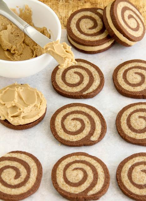 mocha swirl cookies yield 40 cookies printable version