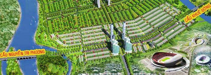Dự án Khu đô thị Nam cầu Nguyễn Tri Phương