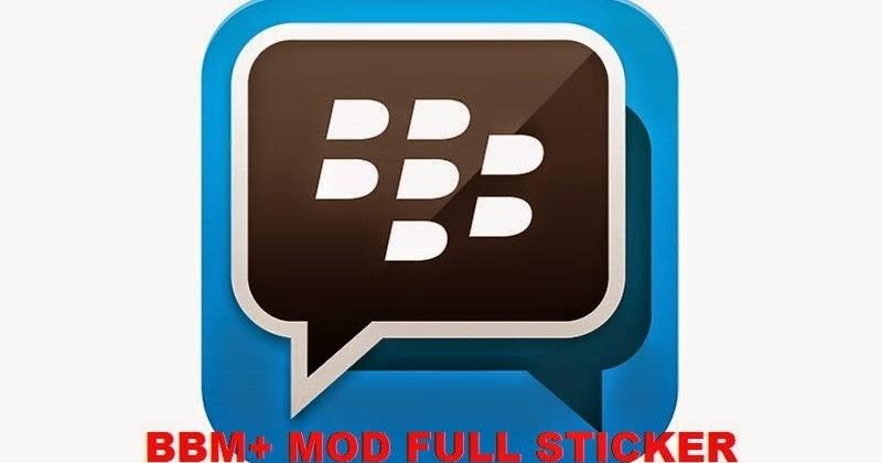 Mod BBM + Free Stiker ~ The-Doctorz