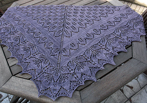 May Shawl - Free Pattern