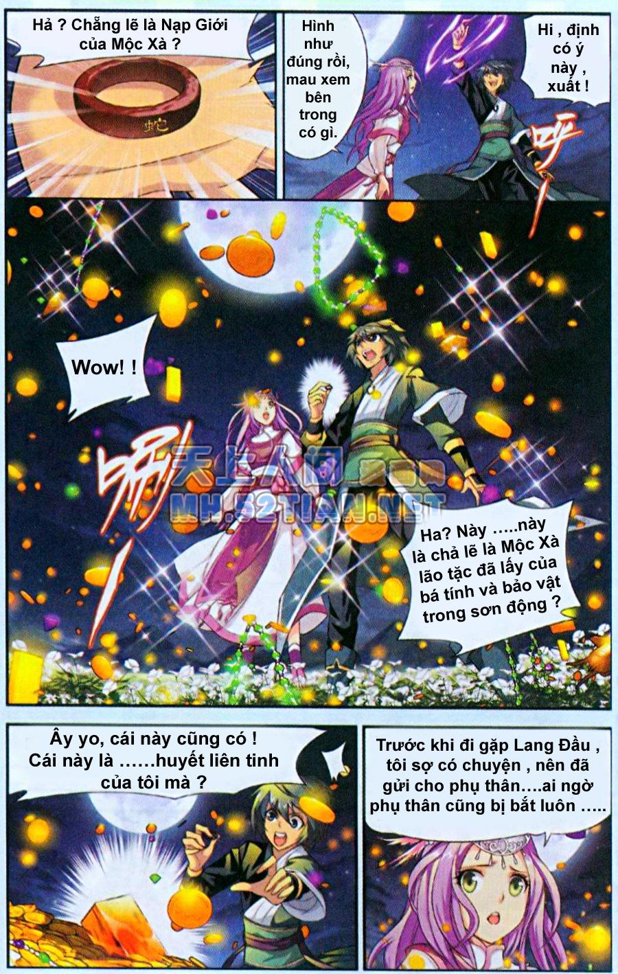 Đấu Phá Thương Khung chap 34 page 16 - IZTruyenTranh.com