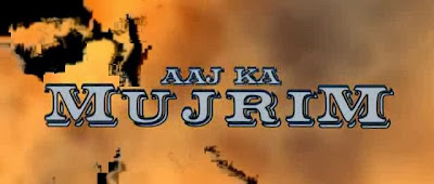 Poster Of Aaj Ka Mujrim (2001) Full Movie Hindi Dubbed Free Download Watch Online At worldfree4u.com