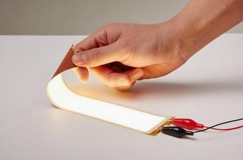 Wah wah LG Siap Produksi Layar Ponsel Super Lentur loh !