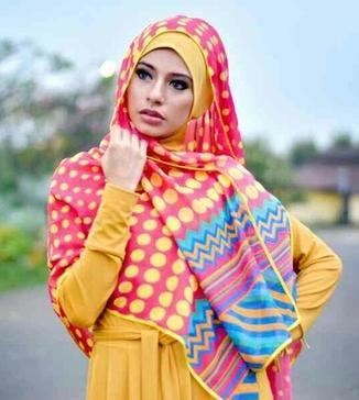 Trend Fashion Baju Muslim Terkini 2015