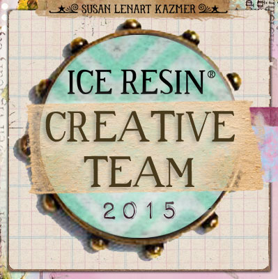 Ice Resin Creative Team 2015