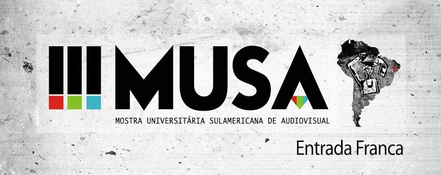 III Mostra Universitária Sulamericana de Audiovisual