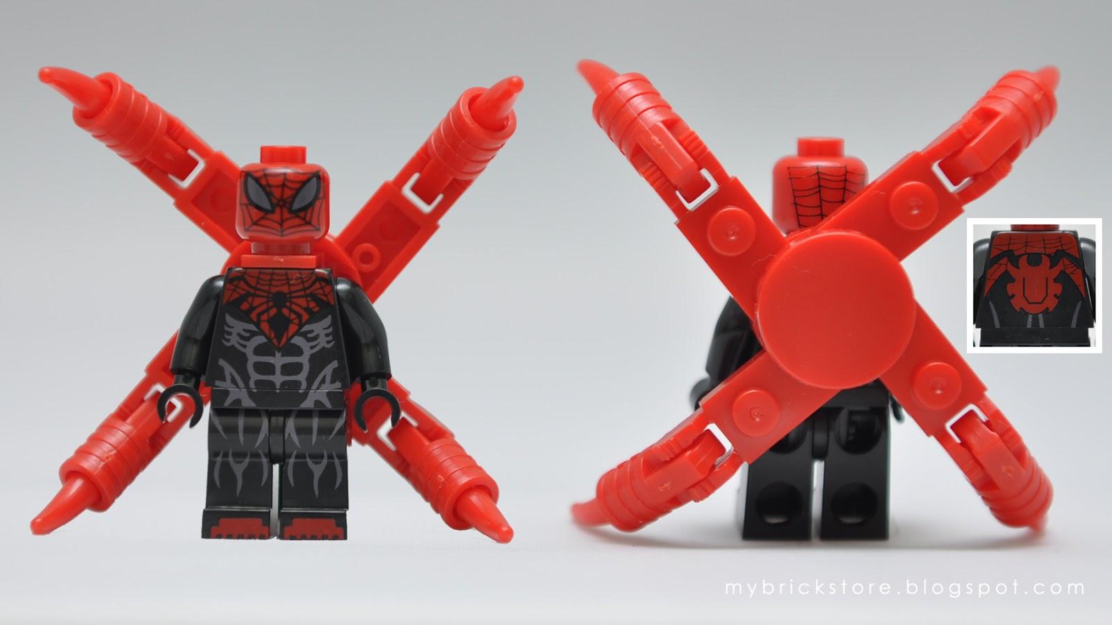 my brick store sheng yuan sy281 spiderman variants