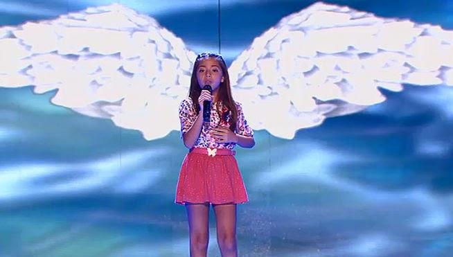 Evelyn-canto-Halo-de-Beyonce-pequeños-gigantes